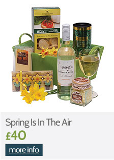 Spring Is In The Air Hamper