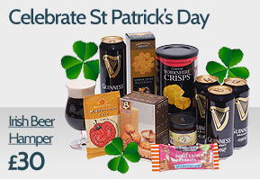 St Patricks Day Hampers
