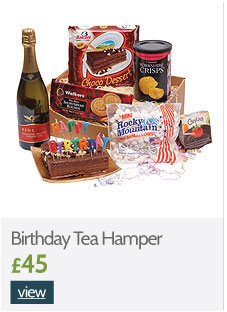 Birthday Tea Hamper
