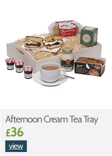 Cream Tea Hamper