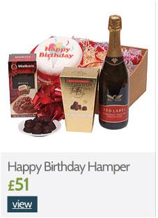Happy Birthday Hamper