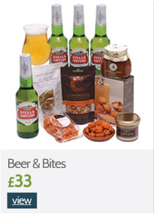 Beer and Bites Hamper