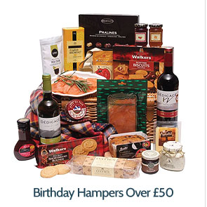 Hampers Over £50