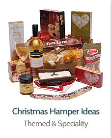 Christmas Themed Hampers