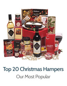 Top 20 Christmas Hampers