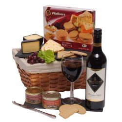 wine cheese & pate