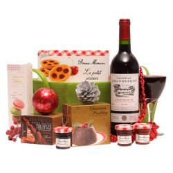 french christmas hamper