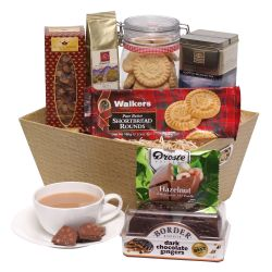 Scottish Themed Hamper