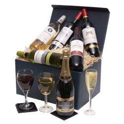 6 bottle wine case