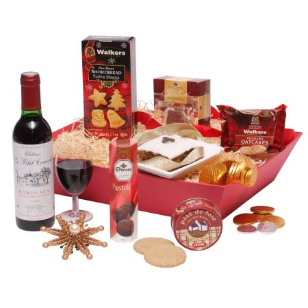 Wonderful Mediterranean flavours in this hamper