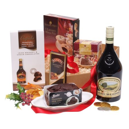 Irish Christmas hamper