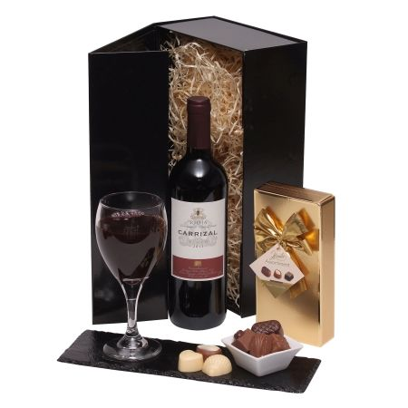 Red wine & chocolates