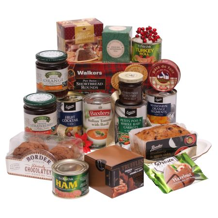 Senior Citizens Food Hamper
