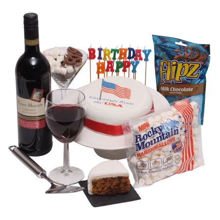 American Themed Gift