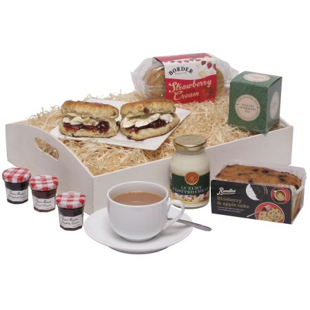Afternoon Tea Hamper Gift